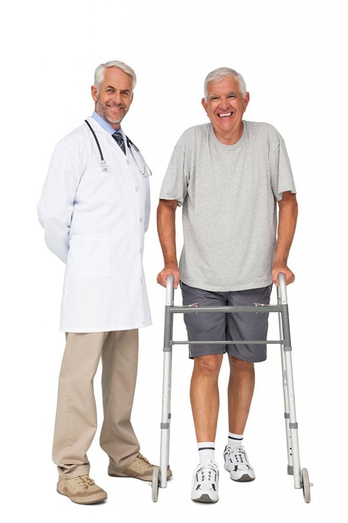 Как выбрать ходунки для пожилых людей и купить самую подходящую модель