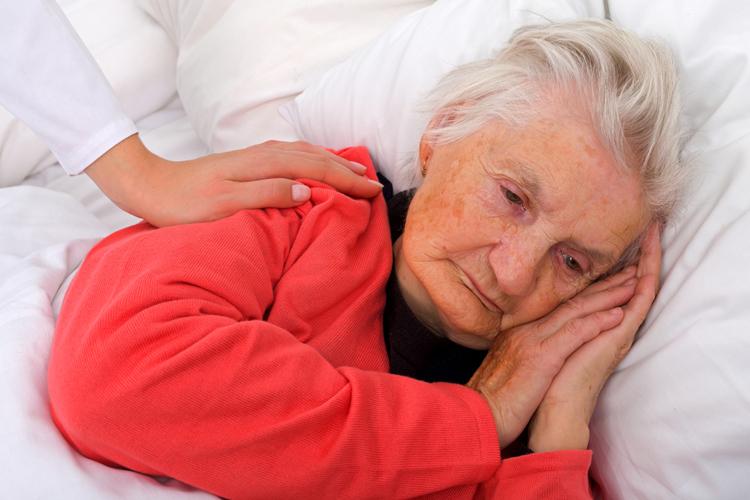 Симптомы опрелостей у пожилых