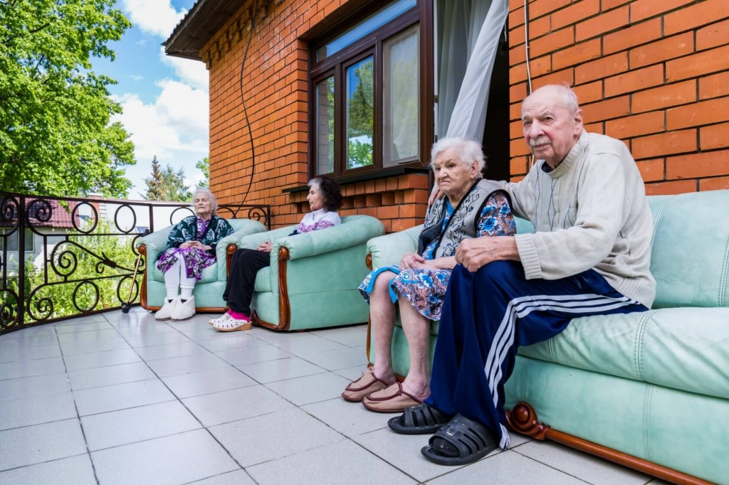 Муниципальные дома престарелых в московской области пансионаты престарелых харькове