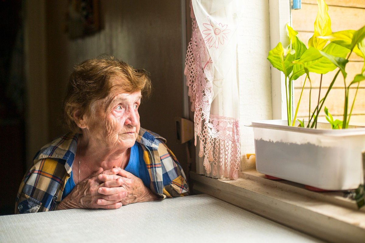 долго одинокие пожилые люди фото природа заповедника
