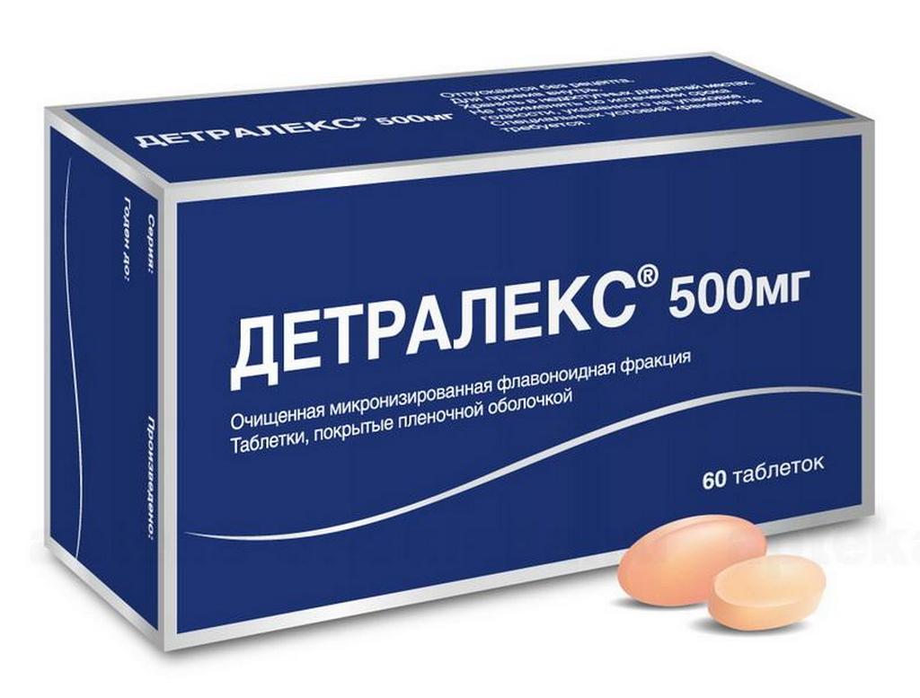 препараты для улучшения венозного при простатите