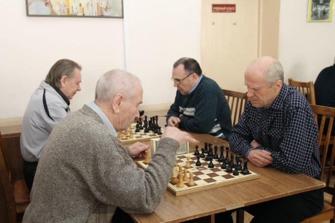организация досуга для пожилых людей