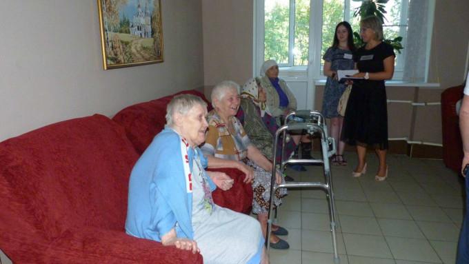 Особенности личности в доме престарелых пенсионеры в дом престарелых жилье государству