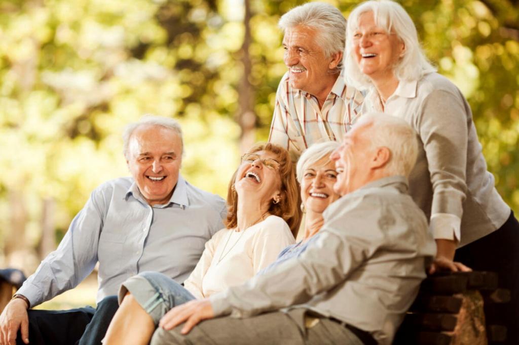 Картинки счастливый пенсионер