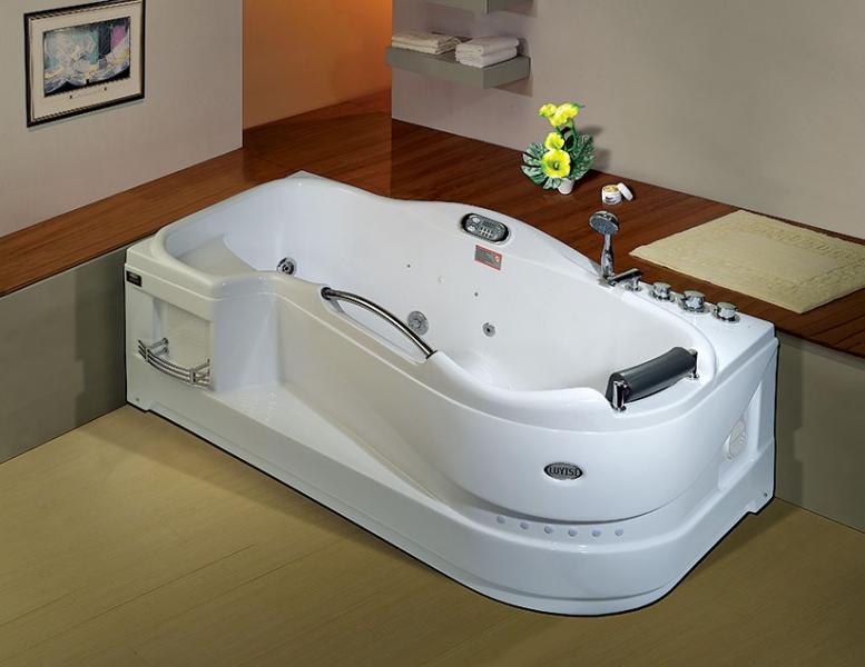 Ванны, оборудованные гидромассажным устройством
