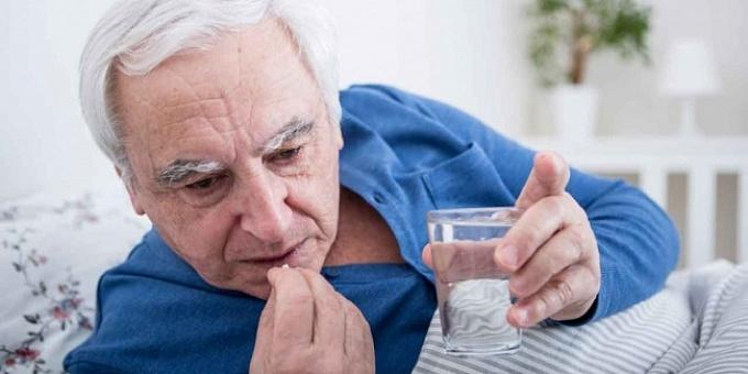 Лечение судорог ног в пожилом возрасте