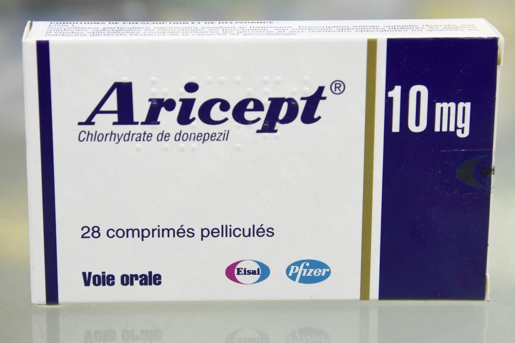 Препараты от деменции