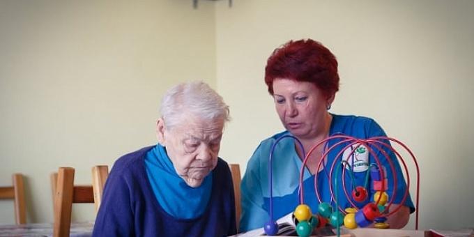 Государственные пансионаты для пожилых людей с деменцией
